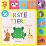 Ernsting's family Baby Buch Erste Tiere