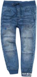 Jungen Pull-on Jeans mit Message-Print