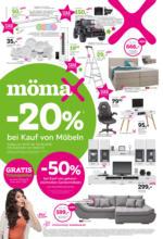mömax Flugblatt 27.7. - 8.8.
