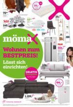 mömax Flugblatt 3.8. - 15.8.