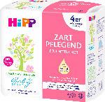 dm-drogerie markt Hipp Babysanft Feuchttücher Zart Pflegend, 4x56 Stück