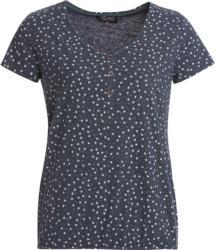 Damen T-Shirt mit Streublumen-Allover