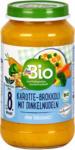 dm dmBio Karotte-Brokkoli mit Dinkelnudeln