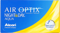 Air Optix Night and Day Aqua 3 Linsen -