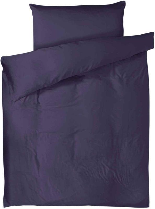 Parure de lit unie mauve -  (Prix de la plus petite taille)
