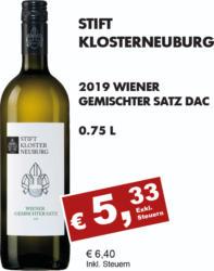 2019 Wiener Gemischter Satz DAC