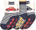 Ernsting's family 3 Paar Baby Socken mit ABS-Noppen