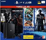 Saturn PlayStation 4 Pro 1TB Naughty Dog Bundle