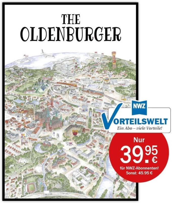Kunstdruck The Oldenburger