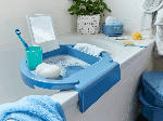 dm-drogerie markt rotho Babydesign Kiddy Wash cool blue