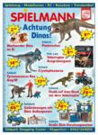 Spielmann Spielmann - Achtung Dinos! - bis 25.07.2020