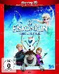 Saturn Die Eiskönigin 3D & 2D BD (Blu-ray)