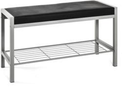 Garderobenbank Bench: B/H/T: ca. 80/48/32 cm