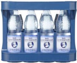 Bad Liebenwerda Mineralwasser versch. Sorten, 12 x 1 Liter, jeder Kasten
