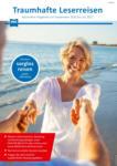 Hanseat Reisen GmbH Traumhafte Leserreisen - bis 05.09.2020