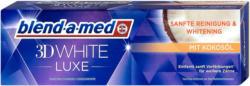 blend-a-med 3D White Luxe Zahncreme mit Kokosöl