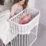 BabyOne babybay Boxspring Comfort weiß - bis 16.08.2020