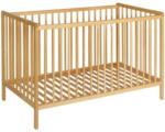 BabyOne Kinderbett Lilu natur - bis 16.08.2020