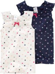 2 Baby Unterhemden mit Punkten allover (Nur online)