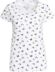 Damen T-Shirt mit Schmetterling-Allover