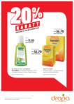 DROPA Drogerie Apotheke Dreispitz 20% Rabatt - bis 09.08.2020