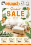 Möbel Weirauch GmbH Summer Sale 2020 - bis 29.08.2020