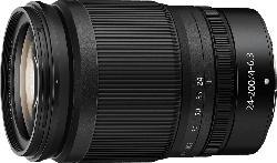 NIKON Nikkor Z 24 mm-200 mm f./4.0-6.3 IF (Objektiv für Nikon Z-Mount, Schwarz)