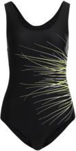 Damen Sport-Badeanzug mit Ringerrücken