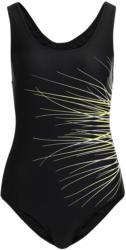Damen Sport-Badeanzug mit Ringerrücken (Nur online)