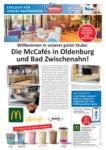 Nordwest-Zeitung NWZ Vorteilswelt (McDonalds) - bis 02.08.2020