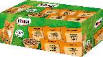 dm-drogerie markt kitekat Nassfutter für Katzen, Landpicknick in Sauce, Multipack, 48x100g