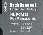 MediaMarkt HL-PCM13 Li-Ionen-Akku für Panasonic