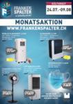 Frankenspalter Frankenspalter Aktionen - au 09.08.2020