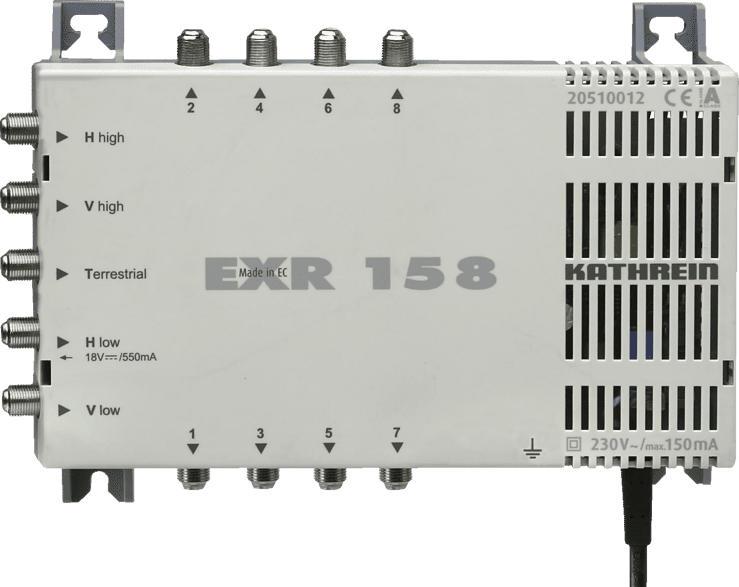 KATHREIN EXR 158 Multischalter