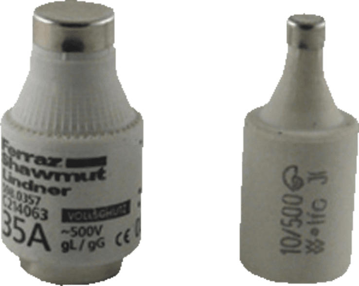 REV DII/E27 Sicherung