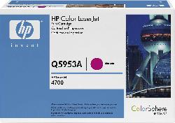 HP 643A Toner Magenta
