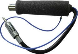 AIV 140203 Antennenadapter - ISO 50 Ohm auf Audi, Seat, VW Antennenadapter