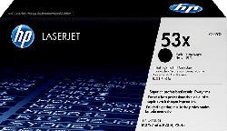 HP 53X Toner Schwarz