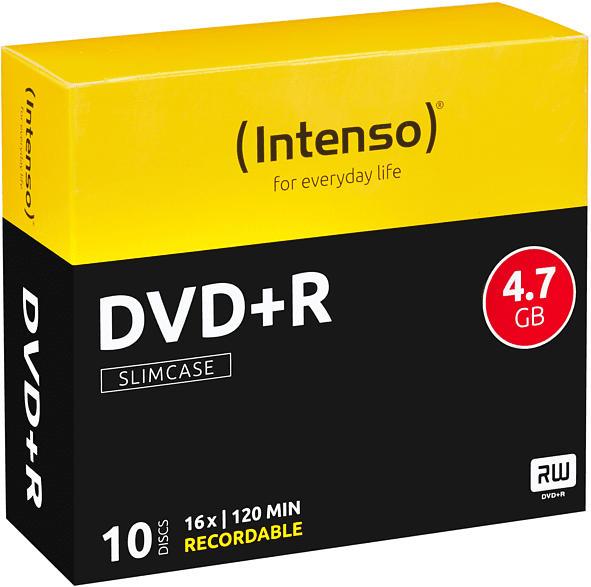 INTENSO 4111652 DVD+R Rohlinge
