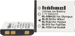 HÄHNEL HL-EL10 für Nikon EN-EL10 Akku Nikon , Li-Ion, 3.7 Volt, 660 mAh