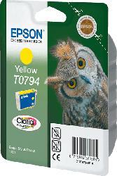 EPSON Original Tintenpatrone Eule Gelb (C13T07944010)