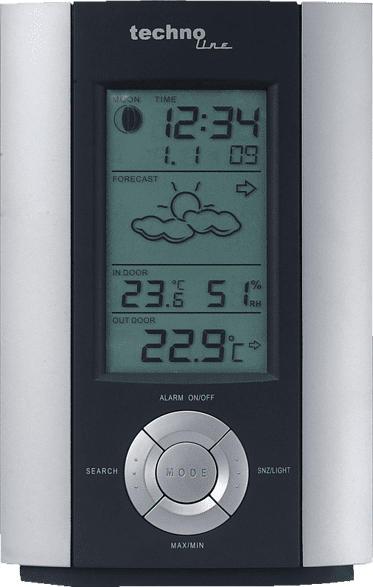 TECHNOLINE WS 6710 Wetterstation