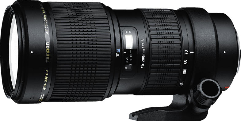 TAMRON SP AF  70 mm-200 mm f/2.8 Di, LD, SP (Objektiv für Nikon F-Mount, Schwarz)