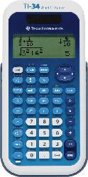 TEXAS TI 34 MULTIVIEW Wissenschaftlicher Rechner