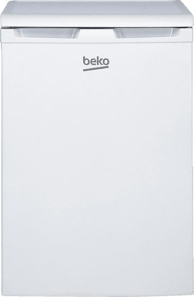 BEKO TSE 1282 Kühlschrank (169 kWh/Jahr, A+, 840 mm hoch, Weiß)