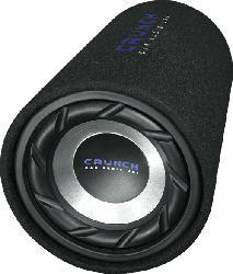 CRUNCH GTS-250 Bassreflex-Röhre Passiv