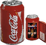 Media Markt MOBICOOL 525600 Coca cola Can 10 Kühlbox (, Rot)