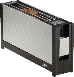 RITTER 630.010 VOLCANO 3 Toaster Silber (950 Watt, Schlitze: 1)