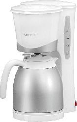 CLATRONIC KA 3327 Kaffeemaschine Weiß