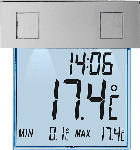 Media Markt TFA 30.1035 Vision Solar Digitales Thermometer